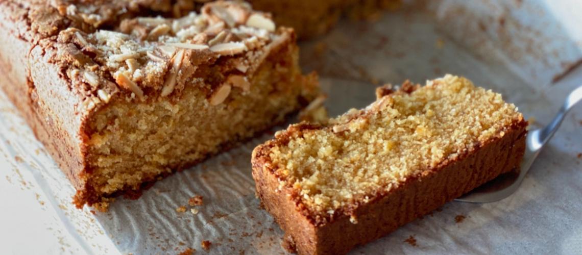 CSOE-EVOO-Amond-Cake